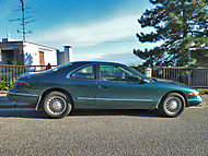 Lincoln Mark VIII (junjor)