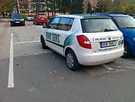 Takto parkuje profesionální řidič... (vevan)
